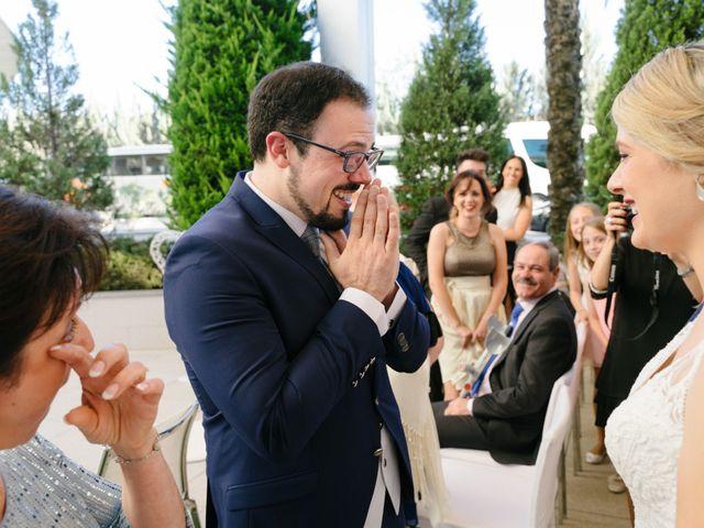 La boda de Iván y Beatriz en Granada, Granada 25