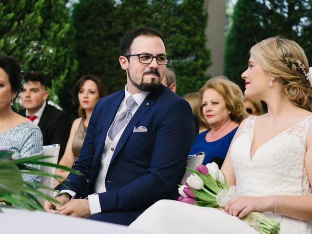La boda de Iván y Beatriz en Granada, Granada 30