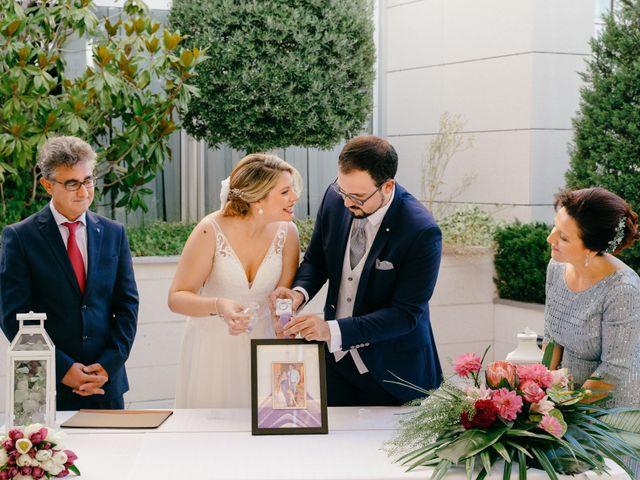 La boda de Iván y Beatriz en Granada, Granada 39