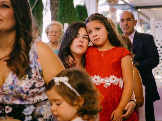La boda de Iván y Beatriz en Granada, Granada 40