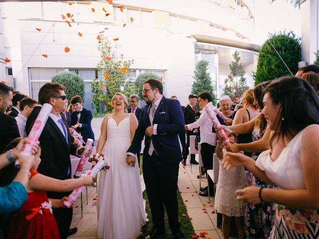La boda de Beatriz y Iván