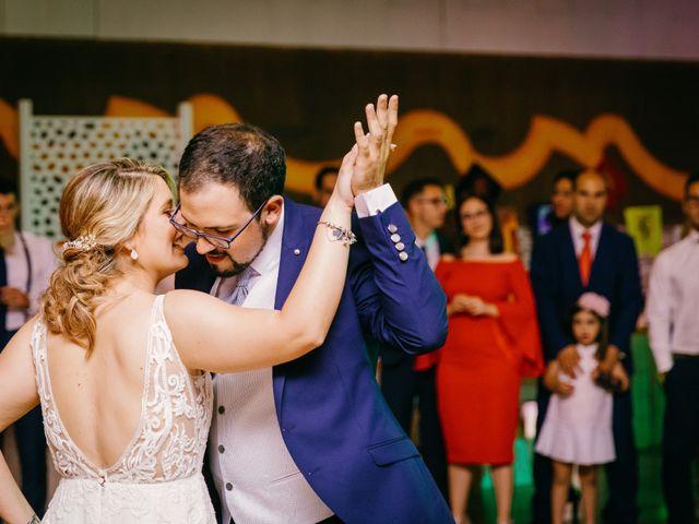 La boda de Iván y Beatriz en Granada, Granada 62