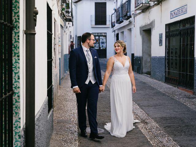 La boda de Iván y Beatriz en Granada, Granada 68