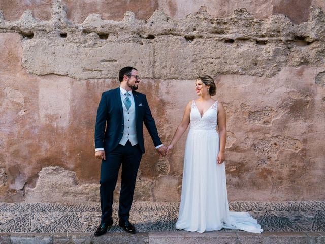 La boda de Iván y Beatriz en Granada, Granada 69