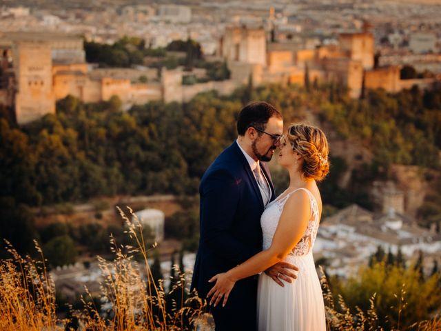 La boda de Iván y Beatriz en Granada, Granada 78