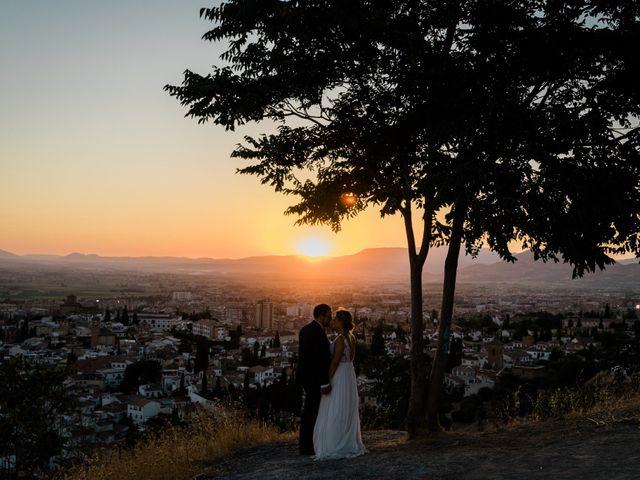 La boda de Iván y Beatriz en Granada, Granada 79