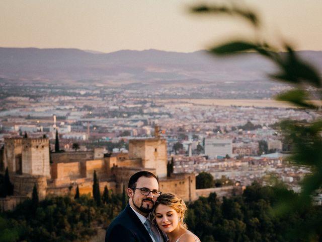 La boda de Iván y Beatriz en Granada, Granada 80