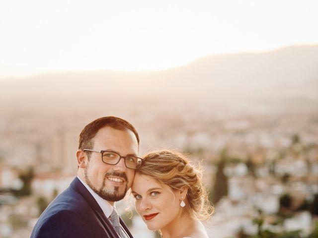 La boda de Iván y Beatriz en Granada, Granada 83