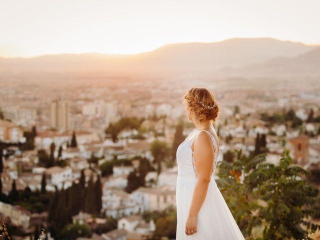La boda de Iván y Beatriz en Granada, Granada 84