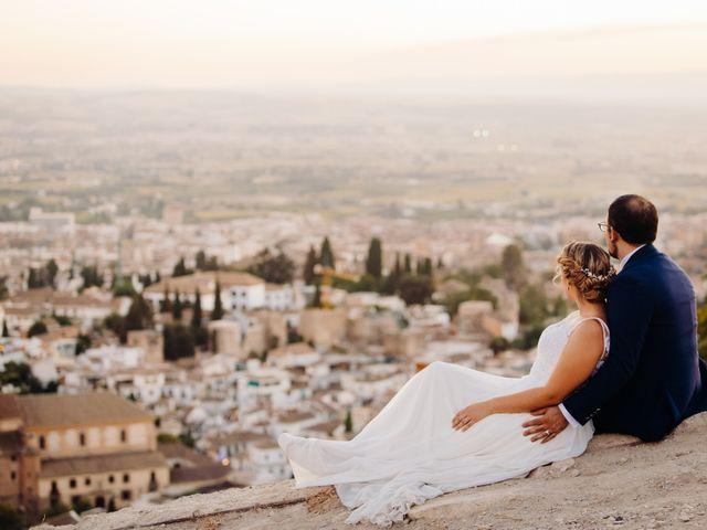 La boda de Iván y Beatriz en Granada, Granada 85
