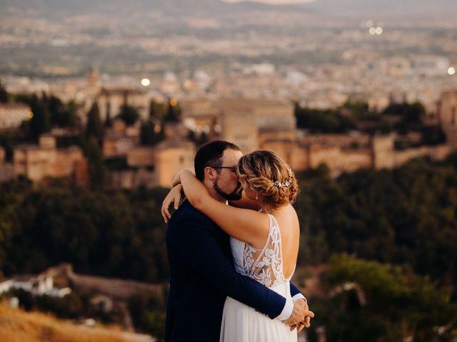 La boda de Iván y Beatriz en Granada, Granada 86