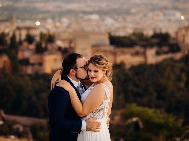 La boda de Iván y Beatriz en Granada, Granada 87