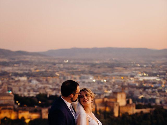 La boda de Iván y Beatriz en Granada, Granada 88