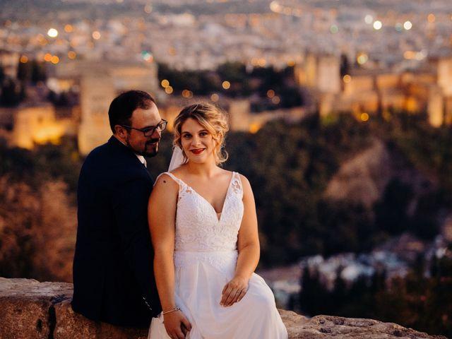 La boda de Iván y Beatriz en Granada, Granada 89