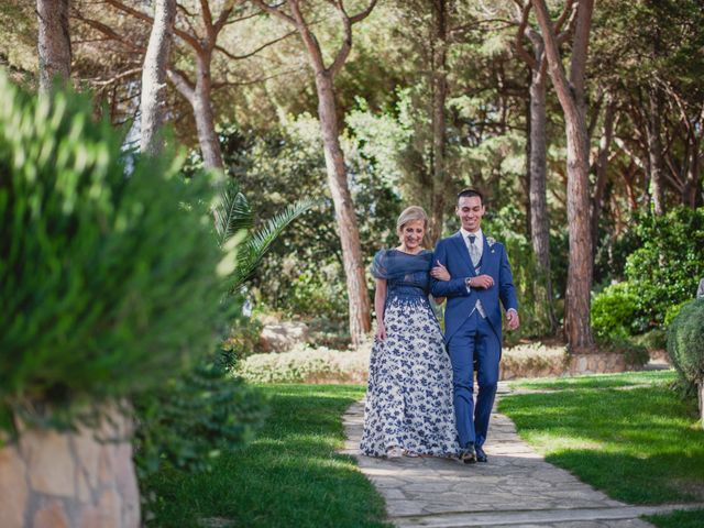 La boda de Edu y Bet en Sant Vicenç De Montalt, Barcelona 37