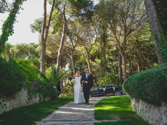 La boda de Edu y Bet en Sant Vicenç De Montalt, Barcelona 39