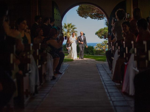 La boda de Edu y Bet en Sant Vicenç De Montalt, Barcelona 40