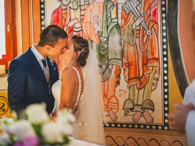 La boda de Edu y Bet en Sant Vicenç De Montalt, Barcelona 49