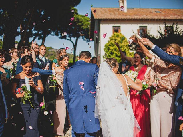 La boda de Edu y Bet en Sant Vicenç De Montalt, Barcelona 51