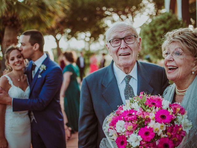La boda de Edu y Bet en Sant Vicenç De Montalt, Barcelona 73