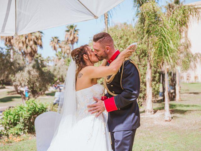 La boda de Dani y Ester en Alacant/alicante, Alicante 18
