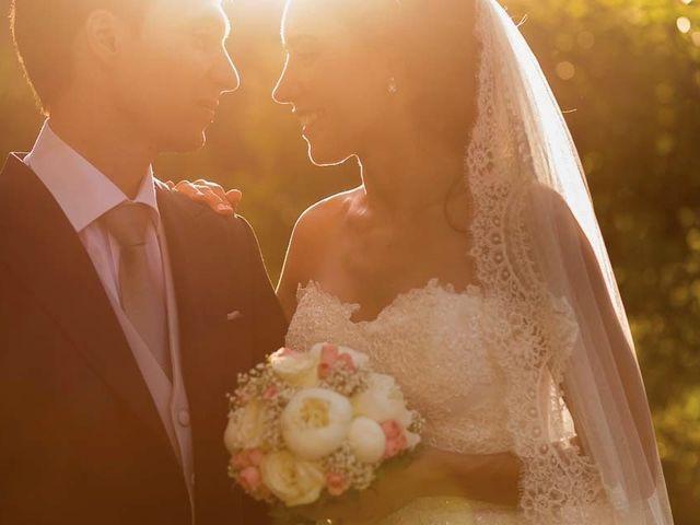 La boda de Leticia y Álvaro