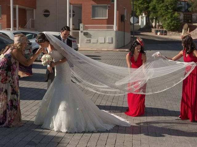 La boda de Álvaro y Leticia en Valladolid, Valladolid 26
