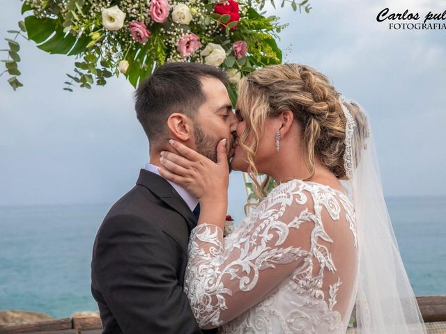 La boda de Alberto  y Ester en Velez Malaga, Málaga 8