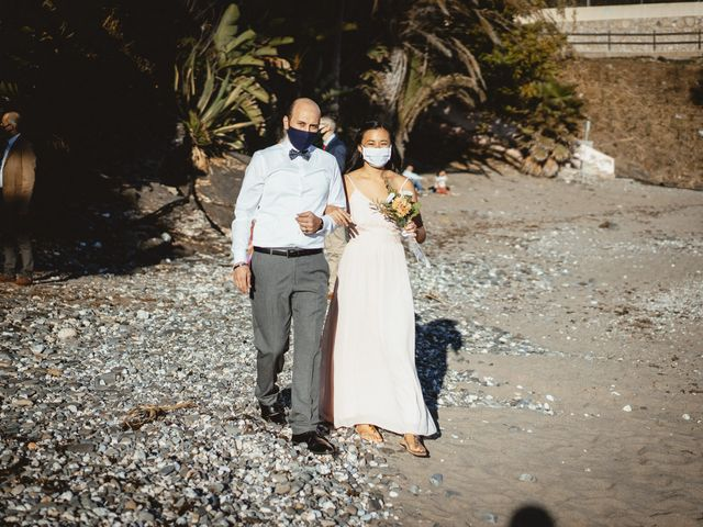 La boda de Rachel y Peter en Málaga, Málaga 101