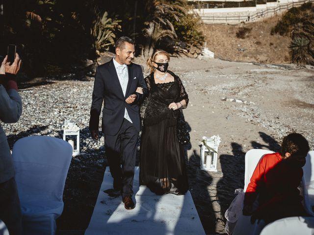 La boda de Rachel y Peter en Málaga, Málaga 103