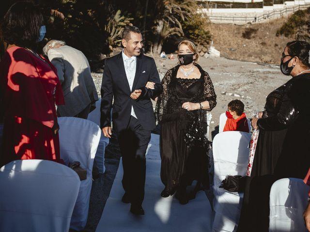 La boda de Rachel y Peter en Málaga, Málaga 104
