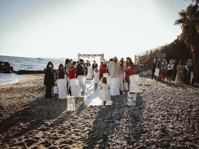 La boda de Rachel y Peter en Málaga, Málaga 106