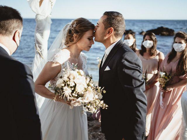 La boda de Rachel y Peter en Málaga, Málaga 111