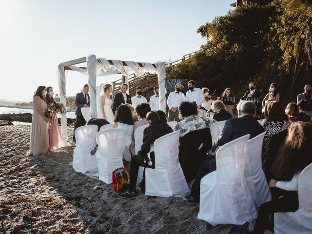 La boda de Rachel y Peter en Málaga, Málaga 116