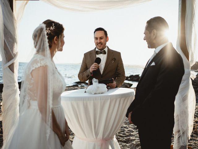 La boda de Rachel y Peter en Málaga, Málaga 123