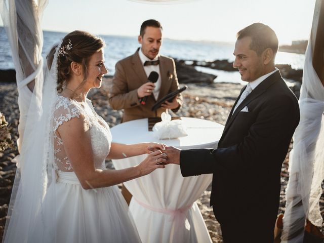 La boda de Rachel y Peter en Málaga, Málaga 124