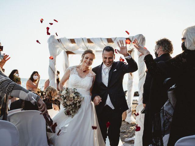 La boda de Rachel y Peter en Málaga, Málaga 128