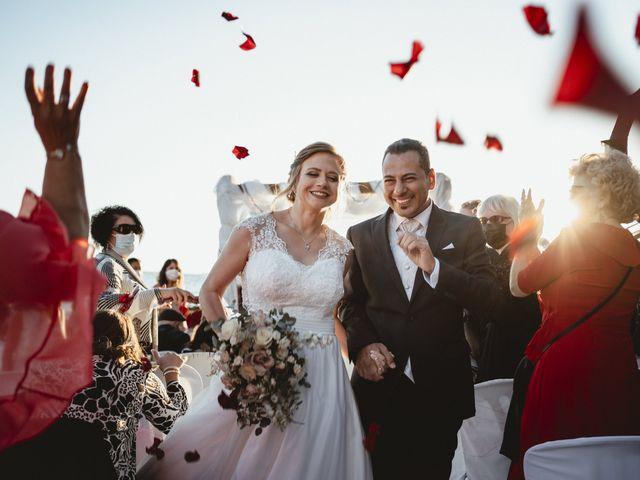 La boda de Rachel y Peter en Málaga, Málaga 129