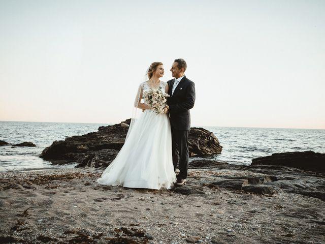 La boda de Peter y Rachel