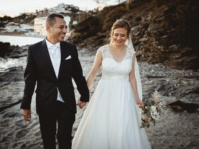 La boda de Rachel y Peter en Málaga, Málaga 141