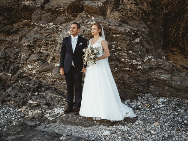 La boda de Rachel y Peter en Málaga, Málaga 143