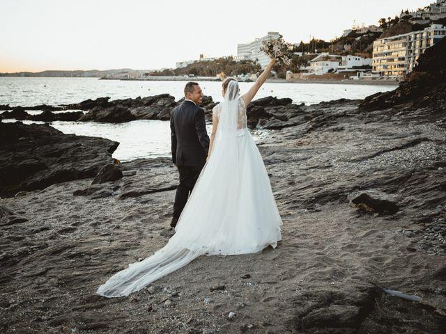 La boda de Rachel y Peter en Málaga, Málaga 145