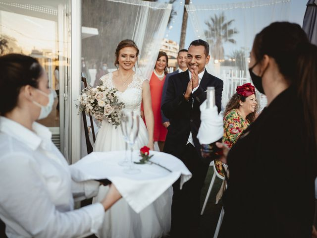 La boda de Rachel y Peter en Málaga, Málaga 147