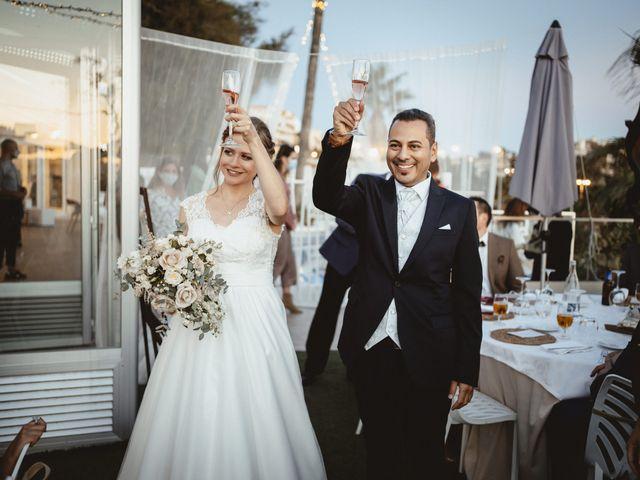 La boda de Rachel y Peter en Málaga, Málaga 148