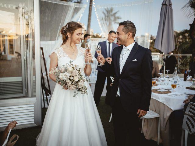 La boda de Rachel y Peter en Málaga, Málaga 149