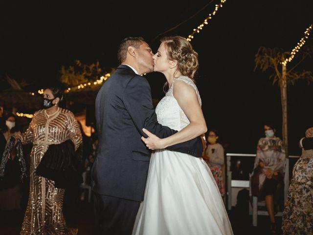 La boda de Rachel y Peter en Málaga, Málaga 154