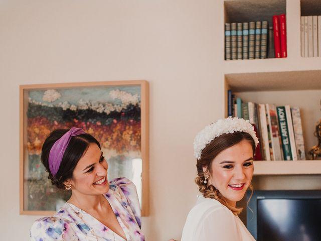 La boda de Miguel y Ana en Godella, Valencia 9