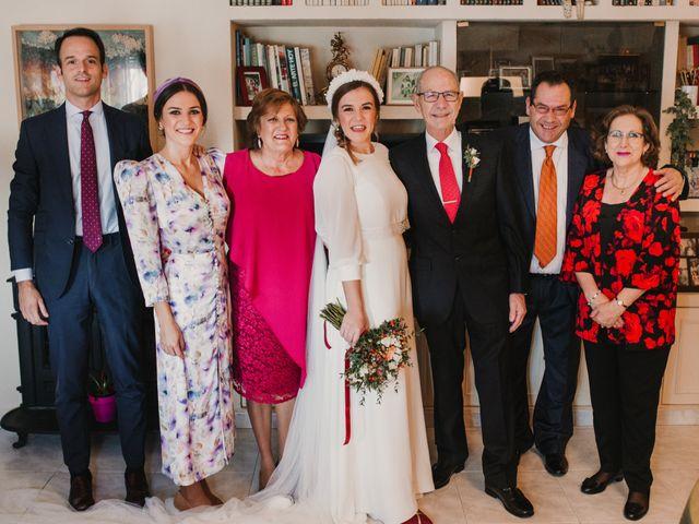La boda de Miguel y Ana en Godella, Valencia 16