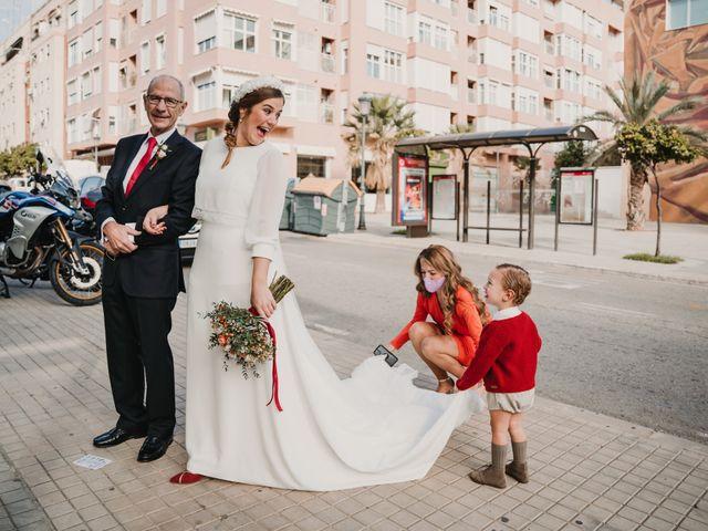 La boda de Miguel y Ana en Godella, Valencia 30