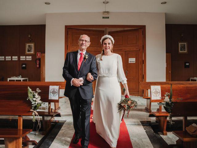 La boda de Miguel y Ana en Godella, Valencia 32